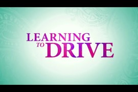 Learning To Drive – World Premiere of Trailer & Poster