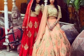 Anushree Reddy and Arpita Mehta, participating in Aashni + Co Wedding Show