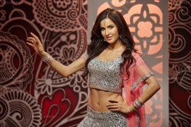 Katrina Kaif officially launches her own wax figure at Madame Tussauds, London