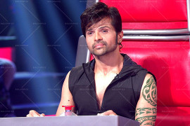 15may_Himesh-TheVoicePromo