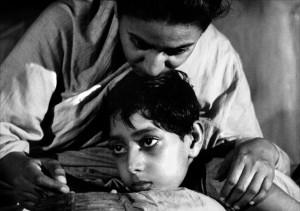 Aparajito Apu Trilogy still