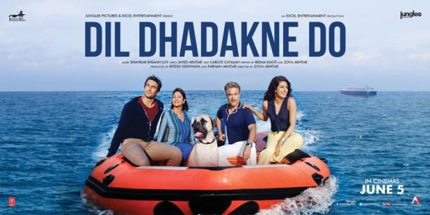 DilDhadakneDoPoster-speed boat