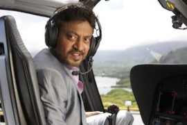 Irrfan Khan Jurassic World