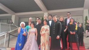 Masaan Team - Cannes 2015