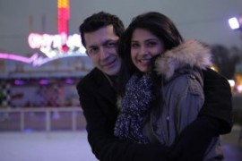 Phir Se Team Have a Gala Time Ice Skating in London
