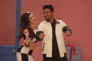 Sunny Leone and Rannvijay