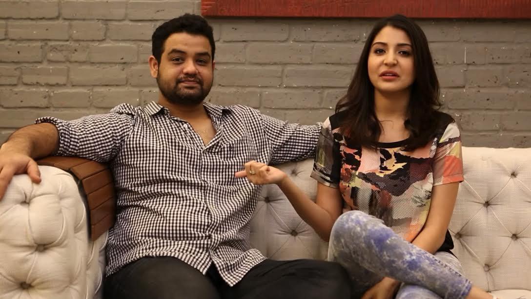 Dil Dhadakne Do cast c... Virat Kohli And His Sister
