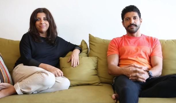 World Family Day Farhan Zoya Akhtar