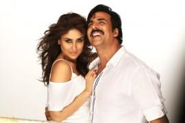 Bebo is my lucky charm, says Akshay!