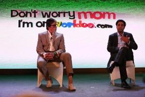 Amitabh Bachchan unveils Worldoo.com 1