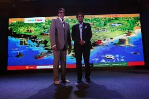 Amitabh Bachchan unveils Worldoo.com 2