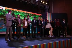 Amitabh Bachchan unveils Worldoo.com 3