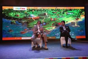 Amitabh Bachchan unveils Worldoo.com 4