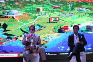 Amitabh Bachchan unveils Worldoo.com 5
