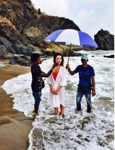 Amy Jackson's Goa diaries 4