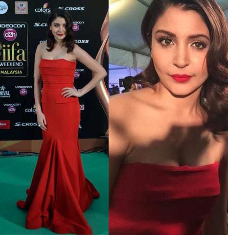 Anushka Sharma IIFA 2015