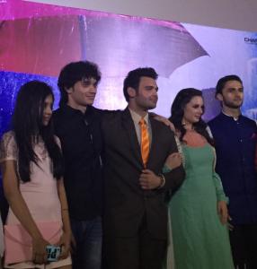 Dishani-Namashi-Mahakshay Chakraborty-Evelyn Sharma-Mohit Dutta
