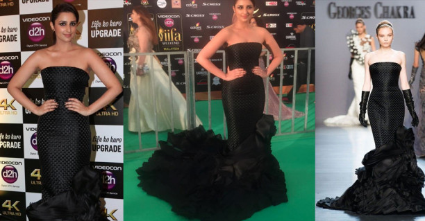 Parineeti Chopra IIFA 2015