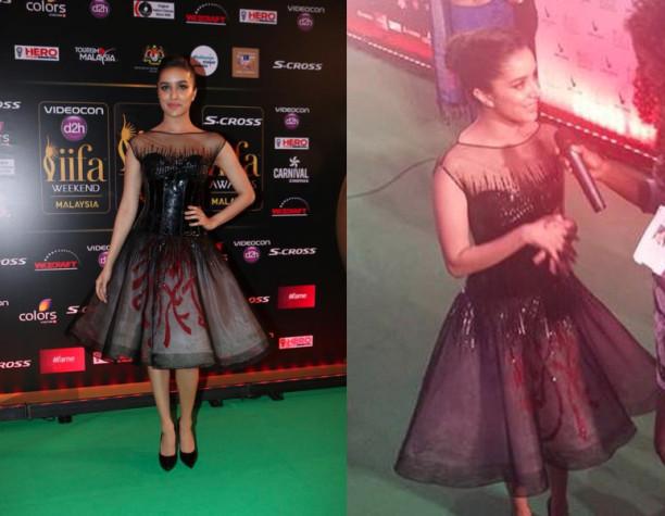 Shraddha Kapoor IIFA Rocks 2015