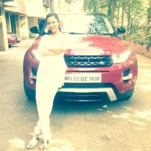 Shruti Haasan gifts herself a new set of wheels