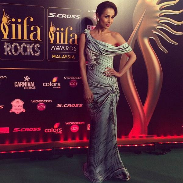 Malaika Arora Khan IIFA Rocks 2015