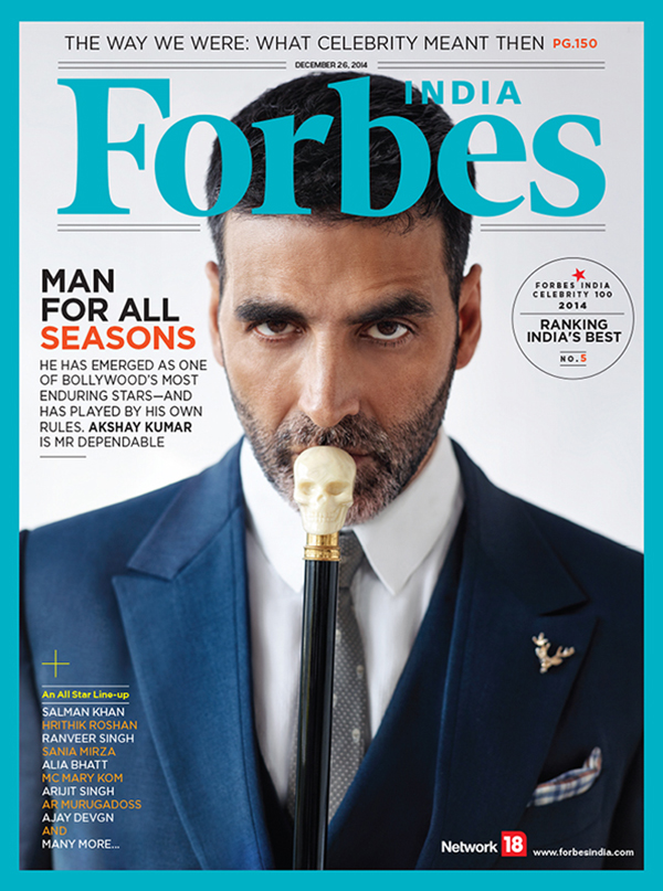 Forbes India Celebrity 100 List: Meet India's highest ...