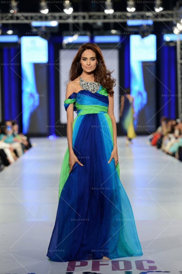 Maxi Dress by Maheen Karim