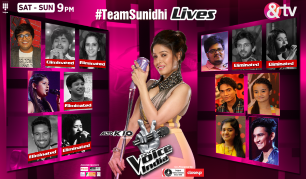 15jul_TheVoice-TeamSunidhi