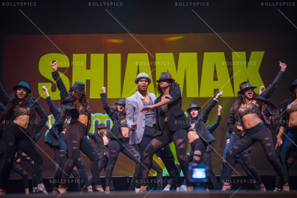 Hats off to a stylish performance by The SHIAMAK Dance Team  with the star performer Rahul Manoharan