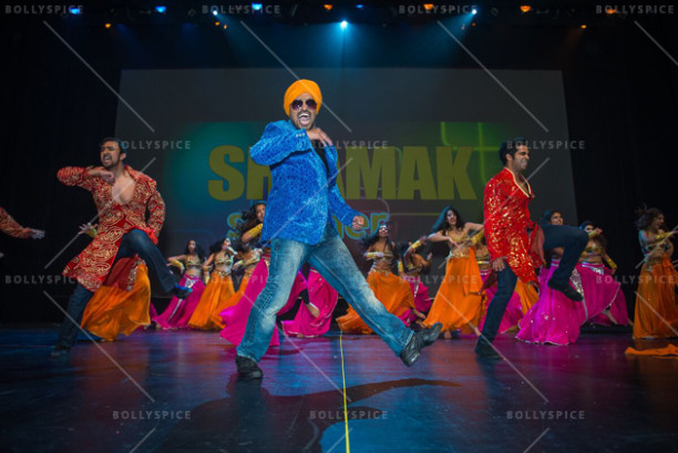 Singh is King! Rohan D'Silva rocks the stage