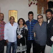Naved Jaffrey, Indra Kumar, Rajkumar Snatoshi and Javed Jaffrey