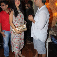 Neha Dhupia and Shaad Ali