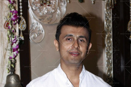 sonu nigam birthday party (40)