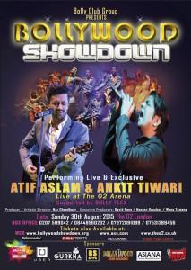 Bollywood Showdown poster