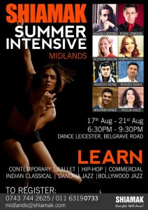 SHIAMAK Summer Intensive
