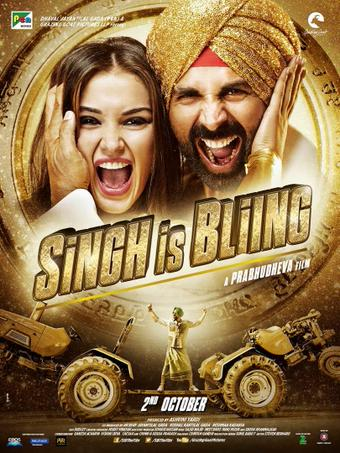 Singh-Is-Bling-2nd-poster