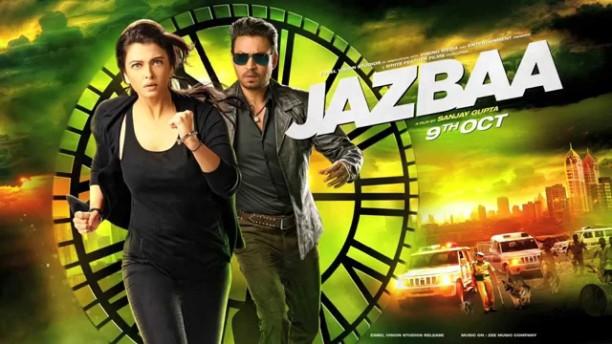 Aishwarya Rai's comeback film 'Jazbaa' Motion Poster out