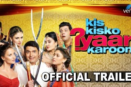 Kapil Sharma's Kis Kisko Pyaar Karoon trailer out