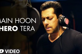 Salman Khan's 'Main Hoon Hero Tera' Hits 5 million views and counting