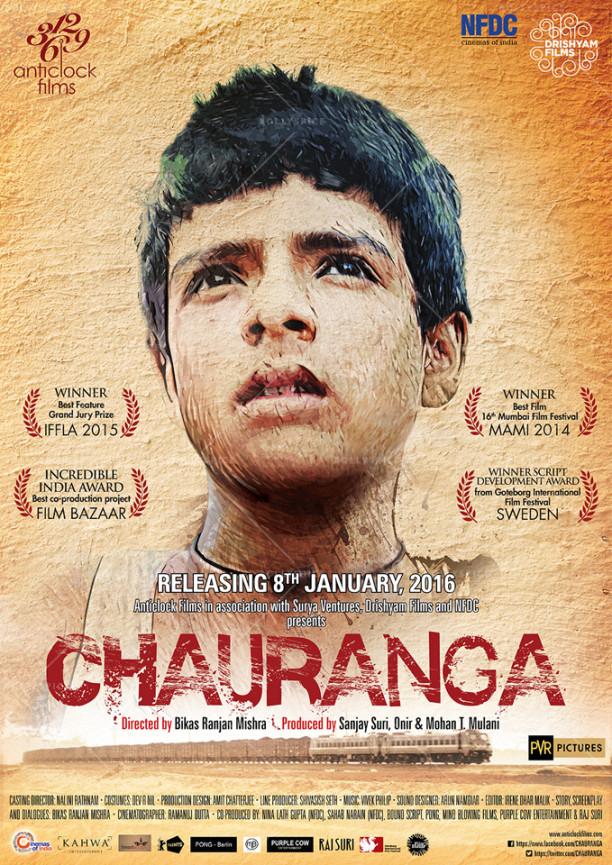 Chauranga Award Poster2 30inX40in