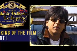20 Years of DDLJ: The making of Dilwale Dulhania Le Jayenge with never before seen footage behind the scenes!