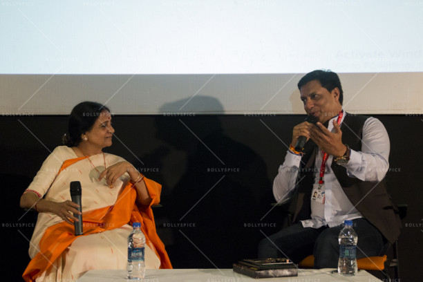 In conversation with filmmaker Madhur Bhandarkar at IFFI 2015