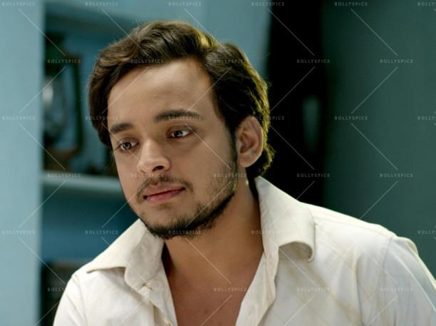 Shashank Shekhar who plays Osho Rajneesh