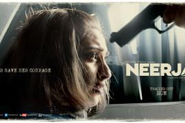 Neerja -  poster