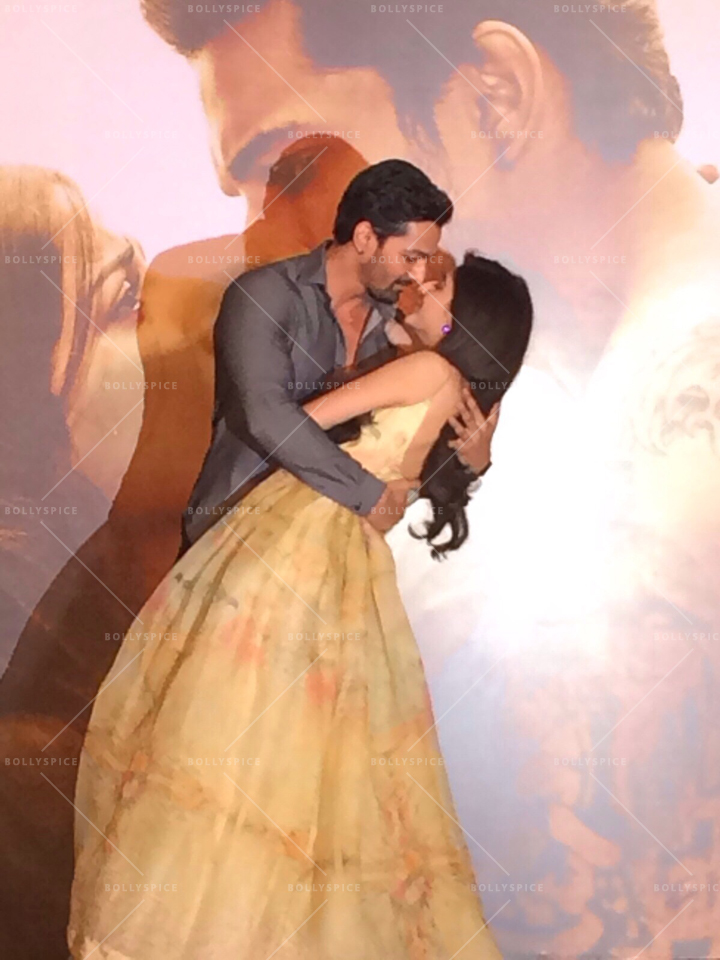 sanam teri kasam' music launch event | bollyspice – the latest