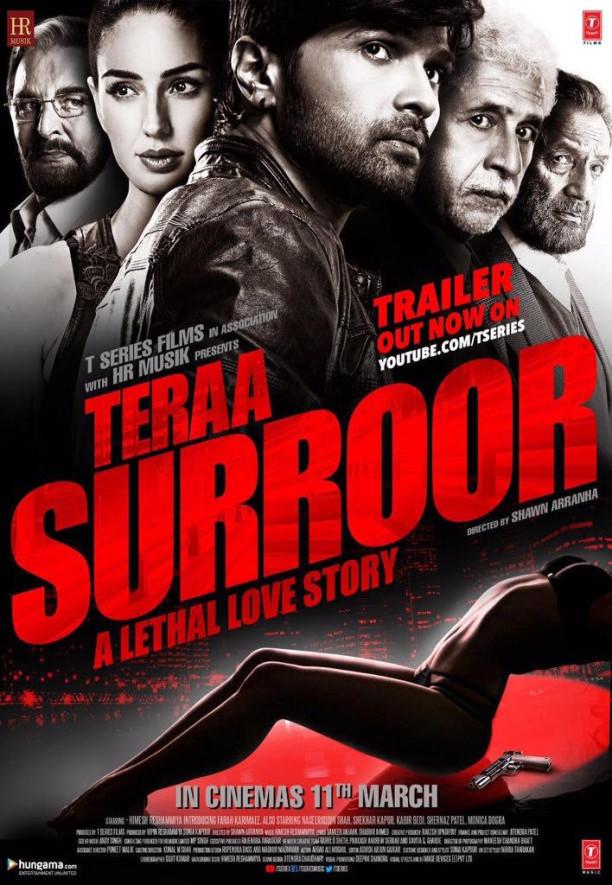 Tera Suroor Poster