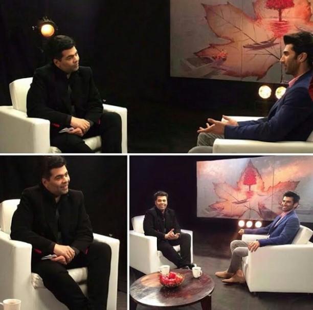 Karan Johar & Aditya Roy Kapur 3