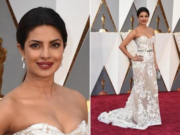 Priyanka Chopra Oscars 2