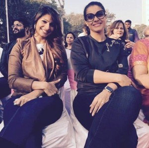 Tanishaa Mukerji at The Prashanti Cancer Care - Our Marathon (2)