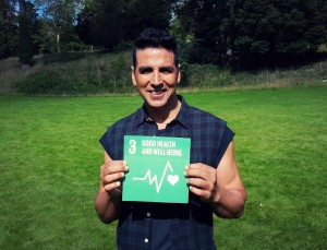 akshay kumar good health